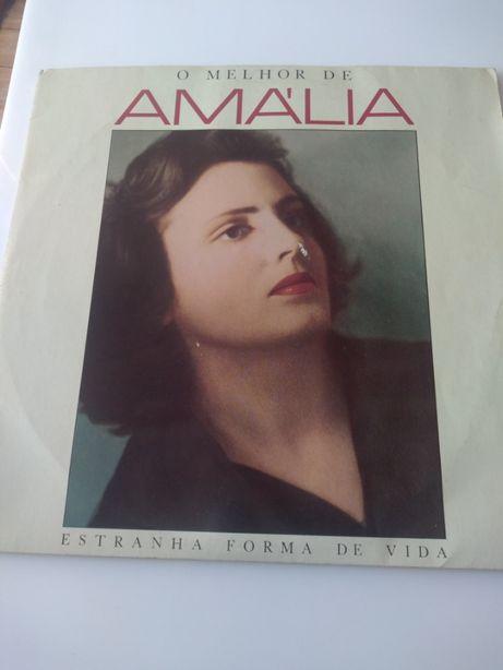 Disco vinil Amália Rodrigues, O Melhor de Amália