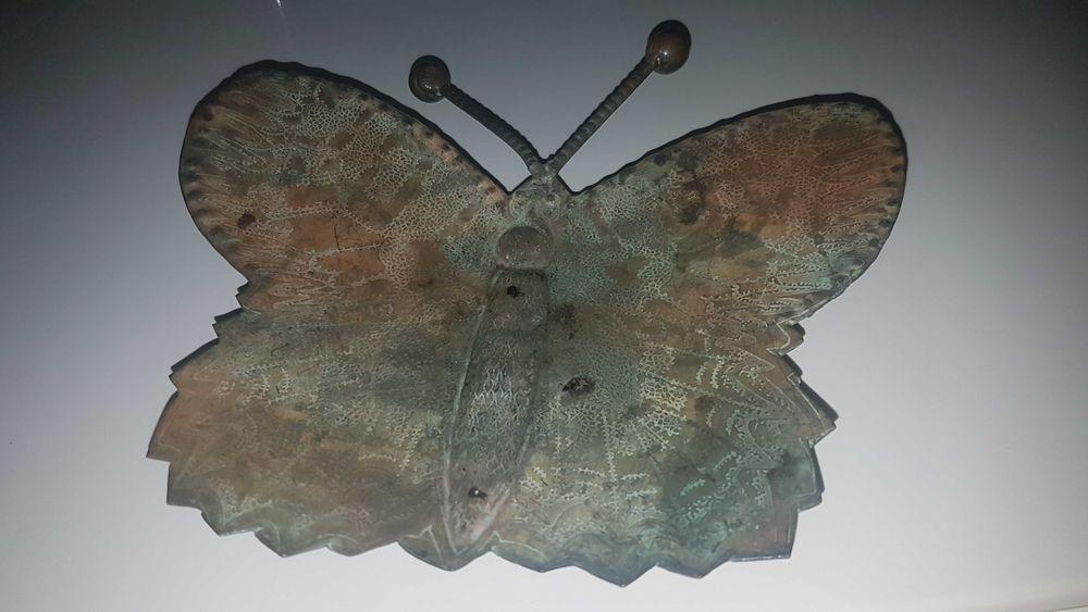 Popielniczka dekoracja motyl-wysyłka w cenie Warszawa - image 1