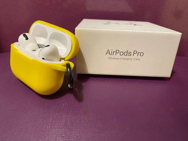 Новые Эпл АирПодс Про Отличный звук Пробиваются на официальном сайте