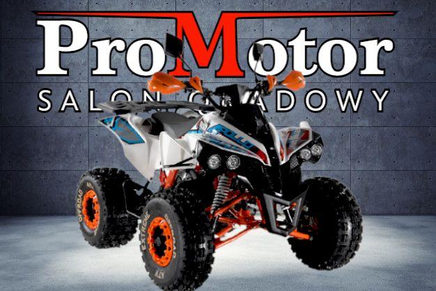 quad AVENGER 125 sport FULL 3+1 GW JAKOŚĆ ProMotor raty DOSTAWA nowy