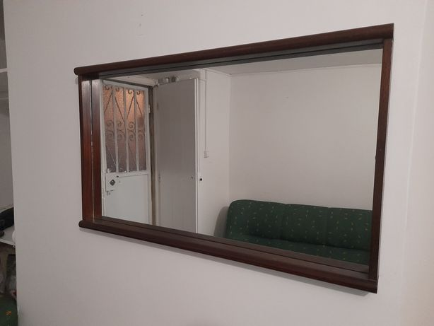 Cômoda espelho e móvel
