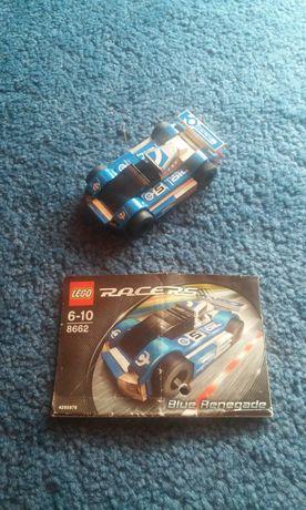 Lego racer 8662 samochód wyścigówka