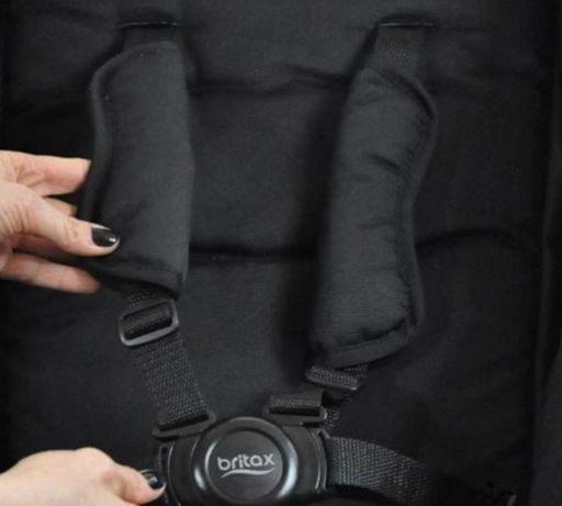 Ochraniacze na pasy do wózka lub fotelika britax