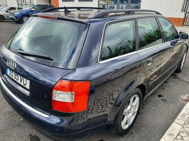 Audi A4 Avant 1.9 TDI 130cvs