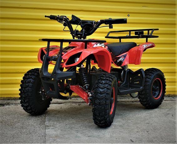 MINI QUAD ATV XTR M7 1000W Mocny Raty, Transport 1000W ELEKTRYCZNY HIT