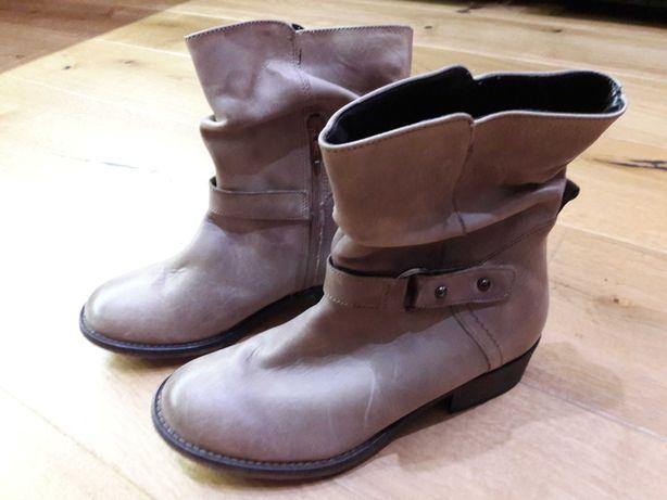 Kozaczki buty zimowe rozmiar 36 Nowe!!