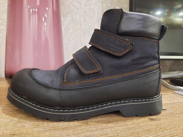 Зимные ботинки на мальчика
