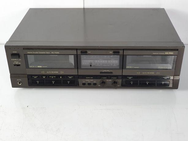 Magnetofon Deck Technics RS-TR265 deck kaseta HX PRO 2 kieszeniowy
