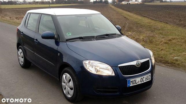 Škoda Fabia 1.2 Benzyna Z Niemiec __ Biały Dach __ Klimatronik
