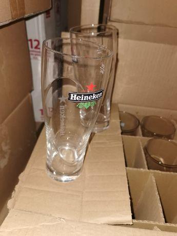 Szklanka  pokal Heineken 0,5, 0,33