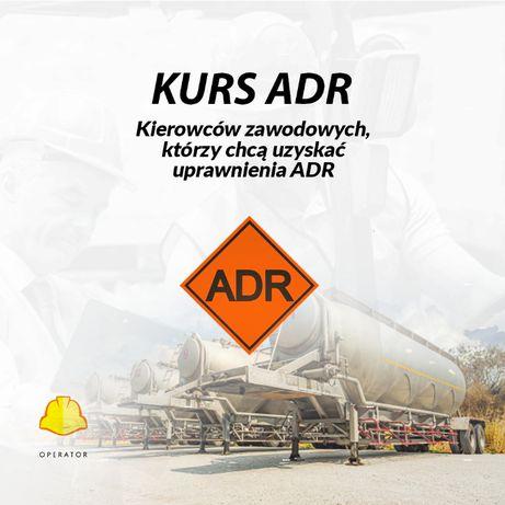 Kursy szkolenia ADR dla kierowców + GRATISY