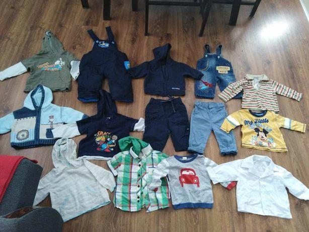 Zestaw ubrań dla chłopca, rozm 68