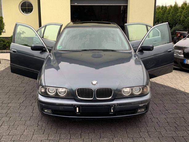 BMW e39 523 2.5 benzyna
