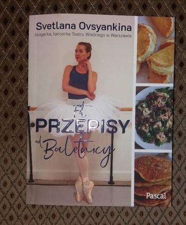 S. Ovsyankina: Fit przepisy od Baletnicy