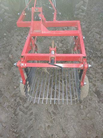 Картоплекопалка до трактора