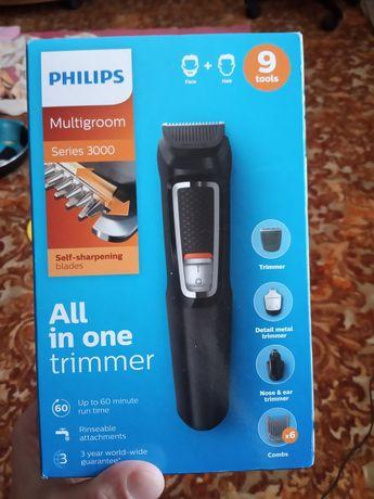 Триммер Philips MG3740/15 Новый на гарантии-2999 рублей.