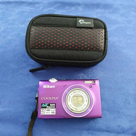Фотоаппарат Nikon Coolpix S 5100