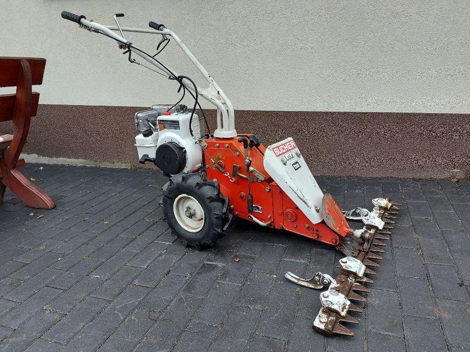 Profesjonalna Kosiarka Listwowa Bucher T55 , Silnik Kawasaki Sułów - image 1