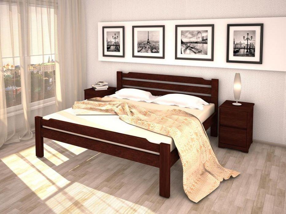 Деревянная кровать Марго Киев - изображение 1