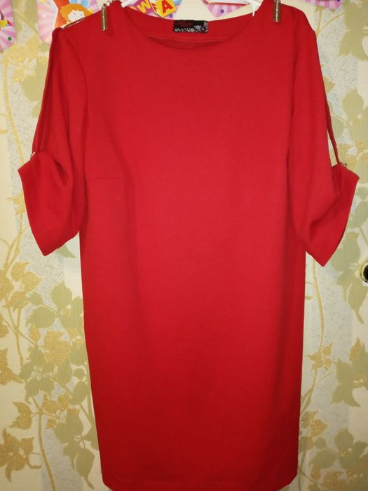 Платье 48 размер Каменец-Подольский - изображение 1