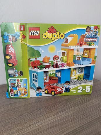 Лего дупло Lego duplo семейный дом 69 деталей