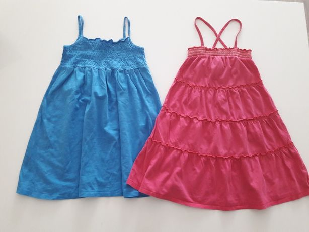 Sukienka rozmiar 122 cm