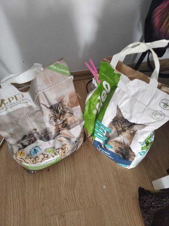 Żwirki dla kota krolika