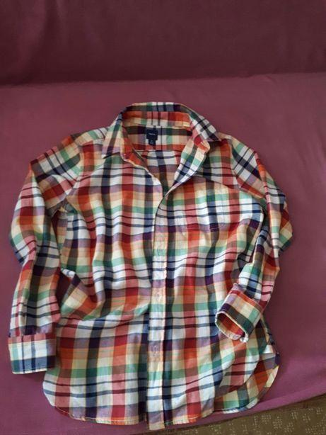 Gap рубашка 12 лет