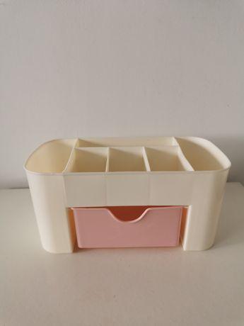 Organizador de maquilhagem ou utensílios caixa de arrumação