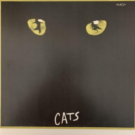 Winyl, vinyl, płyta winylowa, cats, koty