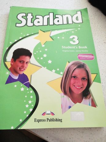 Starland 3 podręcznik j angielski