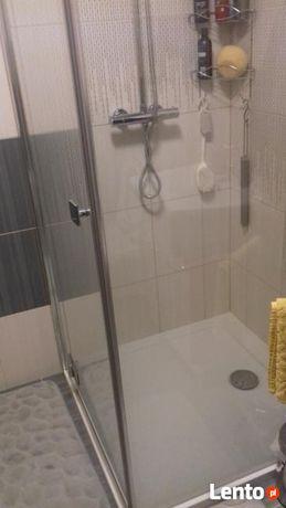 Kabina prysznicowa narożna lewa RADAWAY ALMATEA 90x90