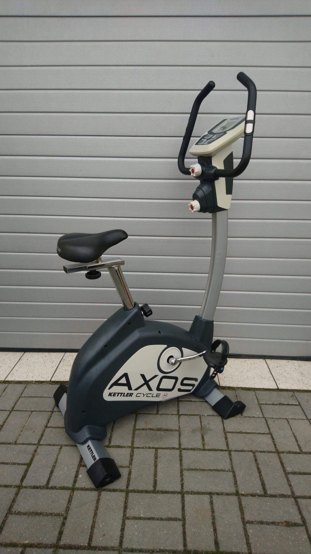 Rower rehabilitacyjny-treningowy magnetyczny Kettler Axos CYCLE M