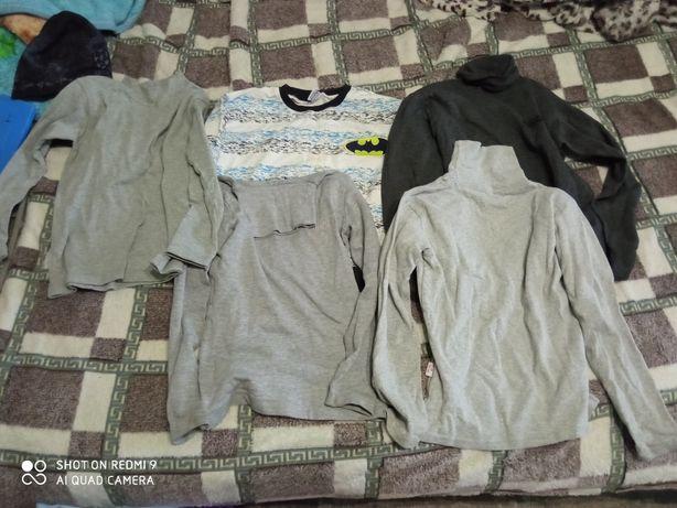 Пакет вещей на мальчика подростка