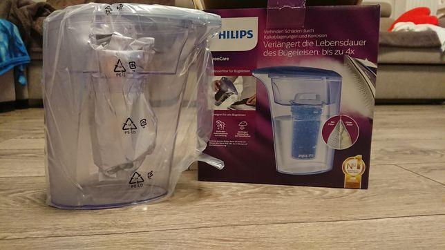 Philips Iron Care Nowy dzbanek filtrujący do żelazka antywapienny