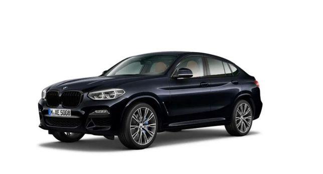 BMW X4 BMW X4 30i xDrive M Pakiet od ręki bogate wyposazenie Dealer BMW