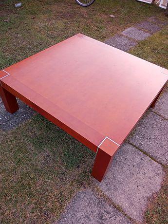 Stolik drewniany 110x110