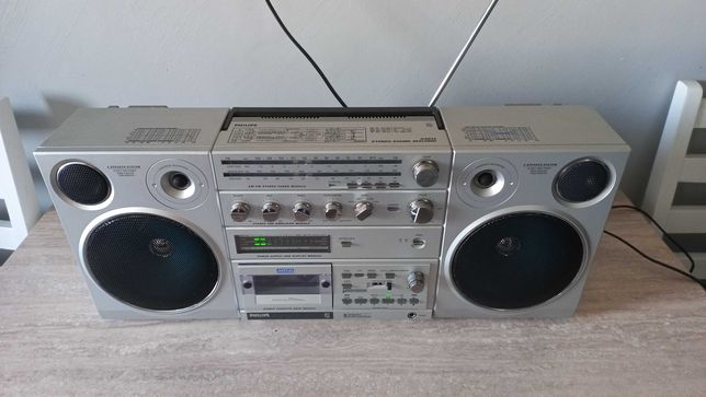 Philips Stereo D8614/1982r.
