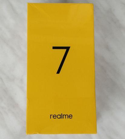 Oppo Realme 7 6/64 Гб,6.5',NFC,Helio G95, 48 Мп,5000 мАч,Andr 10