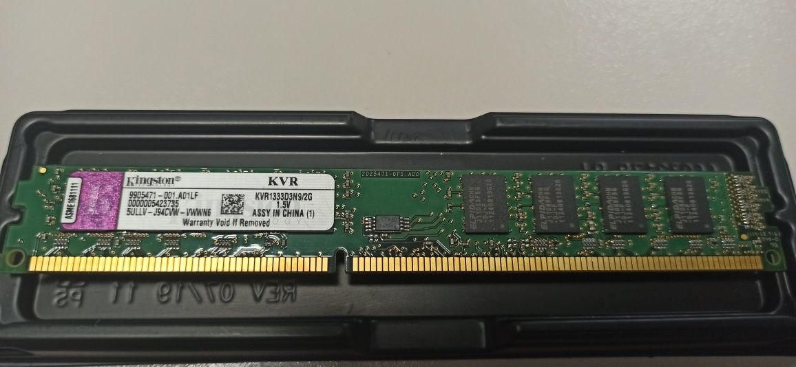 Оперативное память Kingston 2gb DDR3