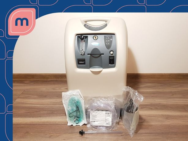 Koncentrator tlenu aparat tlenowy INVACARE Perfecto 2 tlenoterapia FV