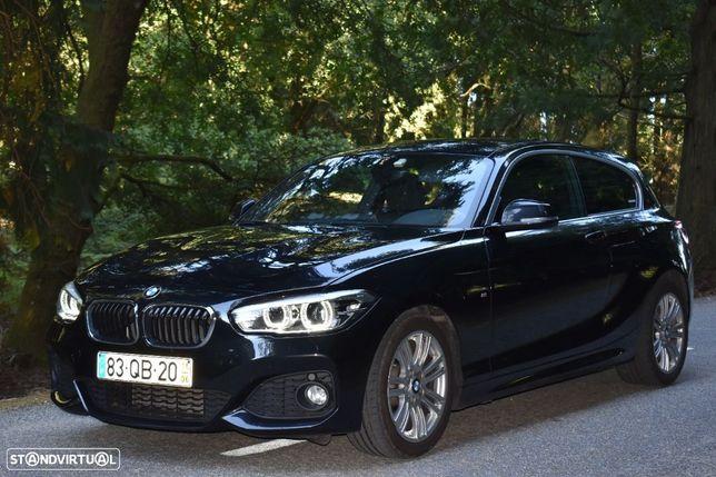 BMW 116 d Pack M