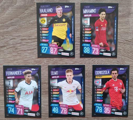 Topps Match Attax Champions League 2019/2020 On Demand Update Pack 9