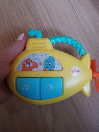Łódź podwodna Fisher Price