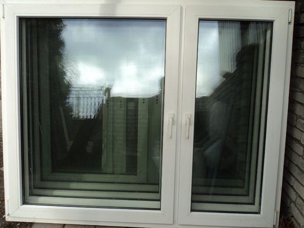 Okna pcv używane sz173x136wys