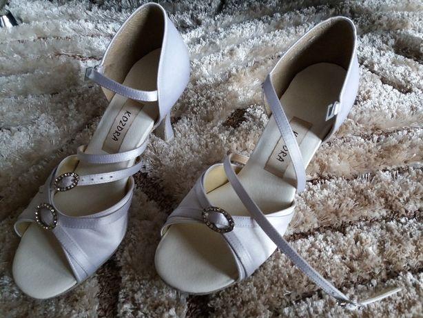 jak NOWE buty ślubne taneczne KOZDRA