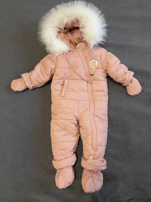 НОВЫЙ детский зимний комбинезон 80р Кривой Рог - изображение 1