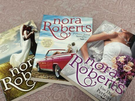 Pack Trio romantico- Nora Roberts