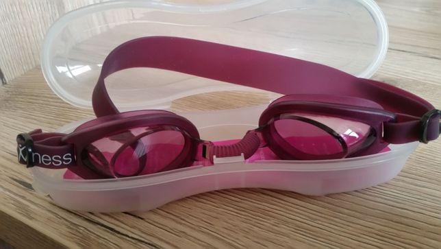 Okulary do pływania damskie i dla dzieci