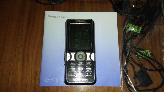Мобильный телефон Sony Ericsson K550i Cyber-Shot. На запчасти